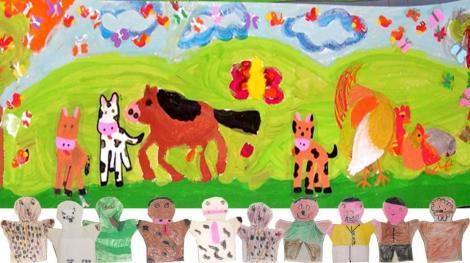 Ligabue ed i suoi animali